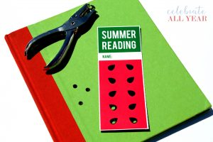 Summer Reading Bookmarks