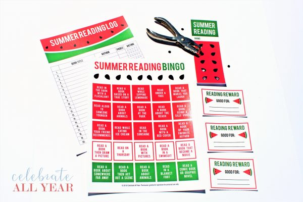 Summer Reading Kit