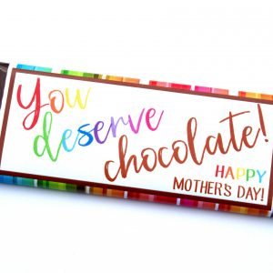 Mother's Day chocolate