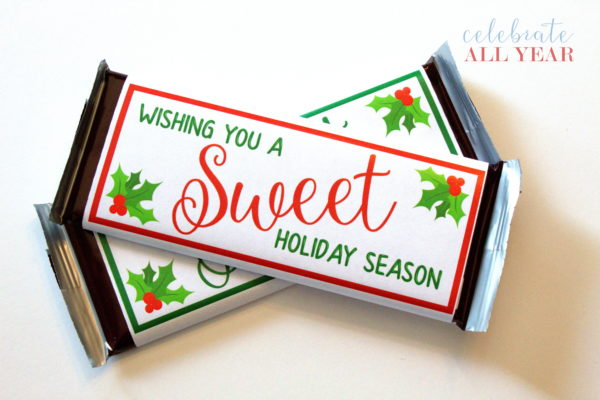 wishing you a sweet holiday season