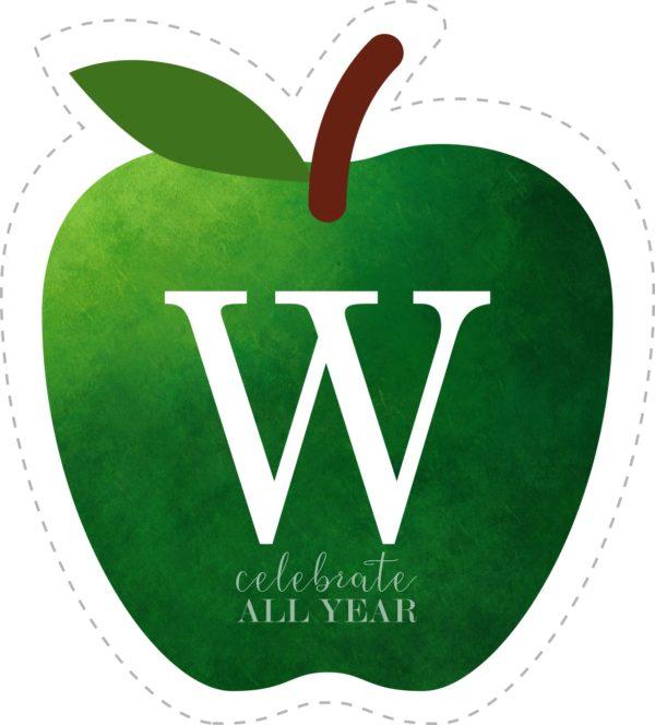 WelcomeWelcome Back Apple Banner Back Apple Banner