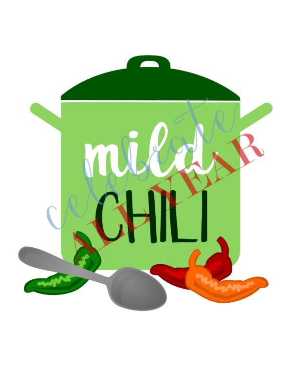 Chili Cook-Off Set