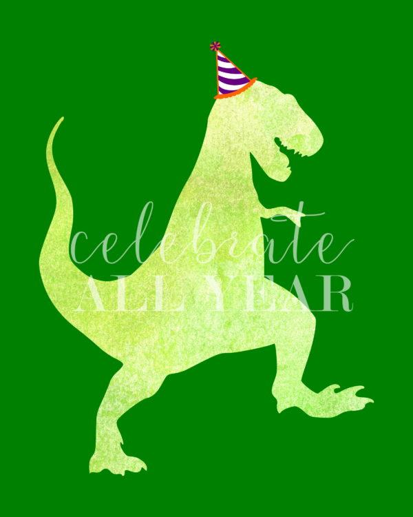 dinosaur birthday party